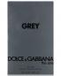 Туалетная вода THE ONE FOR MEN GREY, 100 мл Dolce & Gabbana  –  Обтравка2