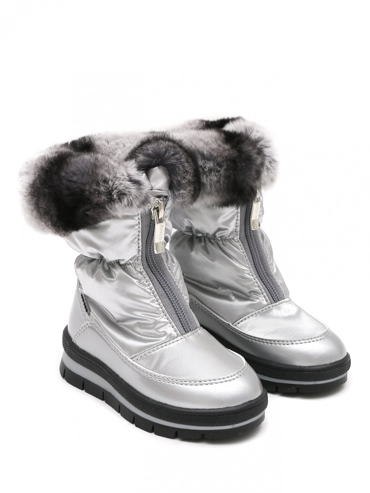 Утепленные сапоги с мехом JOG DOG  –  Общий вид